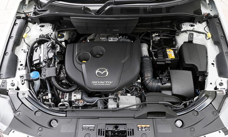 เครื่องยนต์ All NEW Mazda CX-8