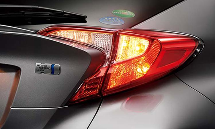 ไฟท้าย Toyota C-HR NURBURGRING Edition