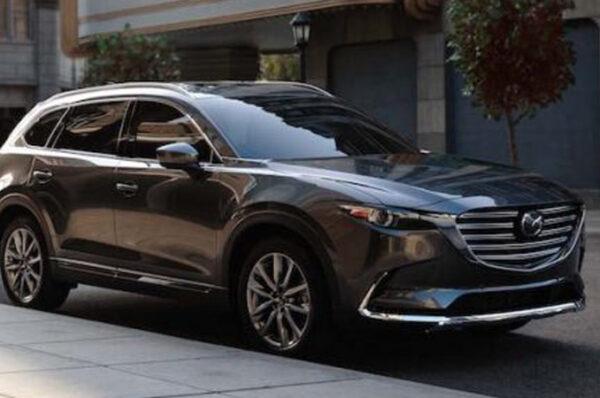 Mazda CX-9 2020 ที่มาพร้อมเทคโนโลยีการขับขี่ Off-Road Traction Assist