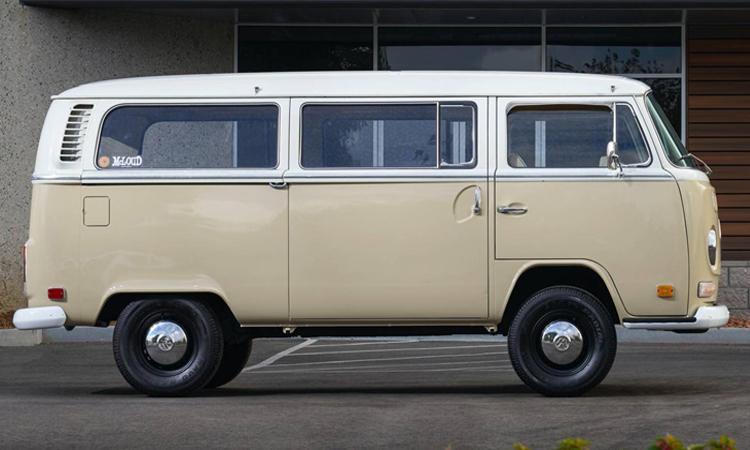 Volkswagen Type 2 Bus 1972 EV 100%