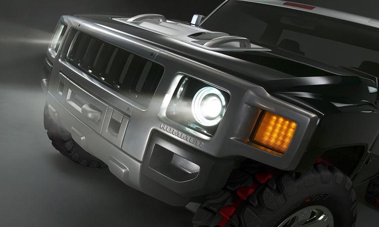 รถกระบะพลังงานไฟฟ้า GM