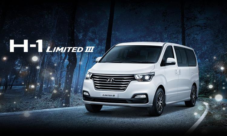 New Hyundai H-1 2019