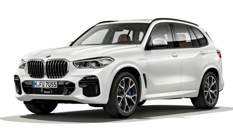 BMW X5 xDrive45e (Plug-in Hybrid)