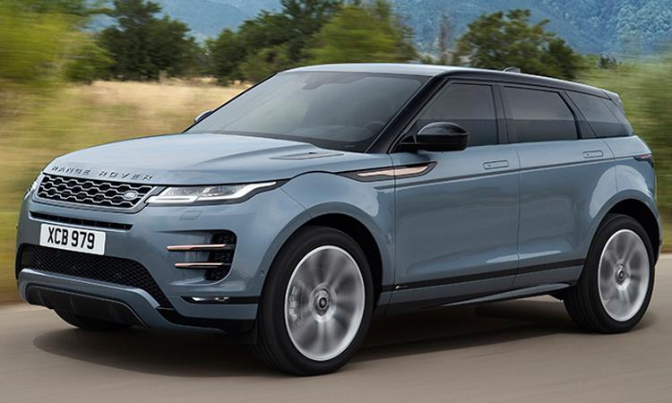 ดีไซน์ Range Rover EVOQUE (Plug-in Hybrid)