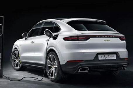Porsche Cayenne e-hybrid Coupe' ราคาเริ่มต้นที่ 6.5 ล้านบาท (นำเข้า CBU)
