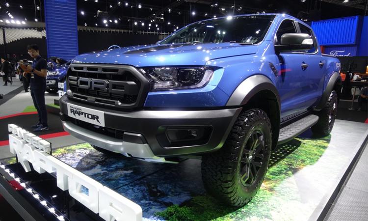 Ford Ranger Raptor 2020 เผยโฉมในงาน Motor Expo 2019