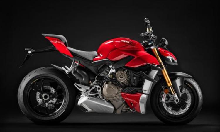 Ducati Streetfighter V4 และ Ducati Streetfighter V4 S