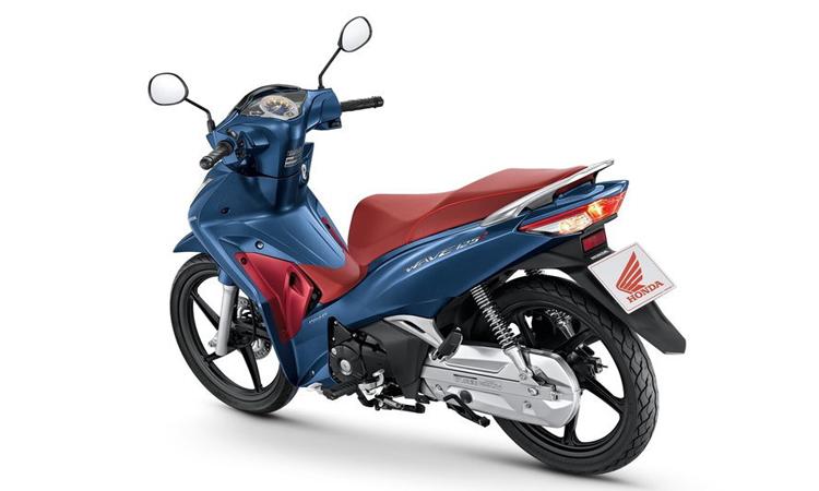 New Honda Wave 125i