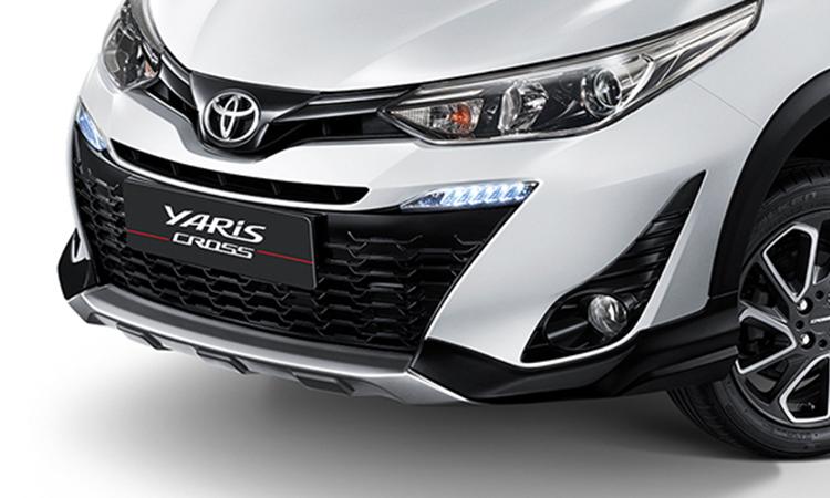 กระจังหน้า Toyota Yaris Hatchback 2019 Cross