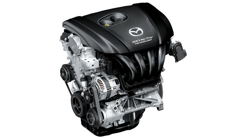 Mazda CX-8 เครื่องยนต์เบนซิน 2.5 SKYACTIV-G