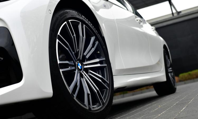 ล้อ All NEW BMW 320d Sport (G20)