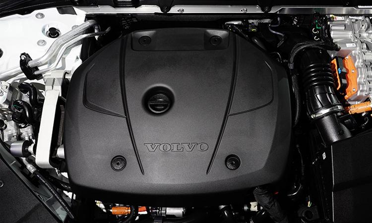 เครื่องยนต์ Volvo V60 T8