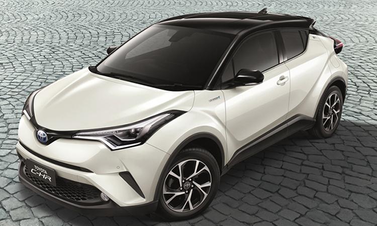 Toyota C-HR NURBURGRING Edition