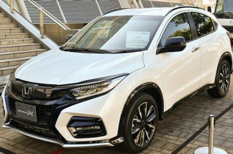Honda HR-V Modulo X (Vezel) เปิดตัวในงาน Tokyo Motor Show 2019