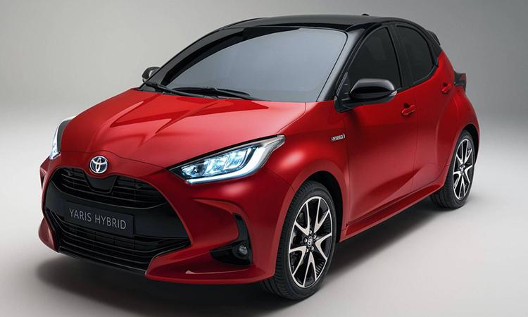 Toyota GR Yaris hatchback