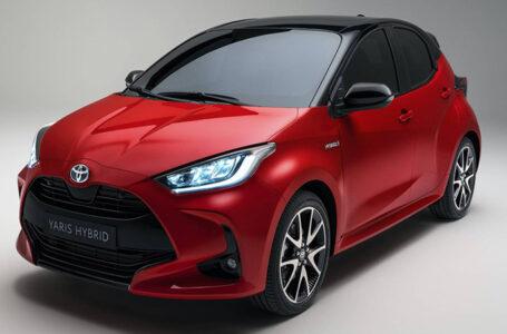 Toyota เผยรูปทีเซอร์ Toyota GR Yaris hatchback ขนาดเล็ก