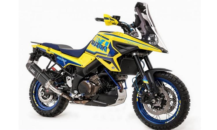 Suzuki V-Strom 1,050XT Desert Express 2020