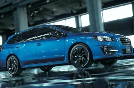 All-New Subaru Levorg V-Sport Edition เสริมออพชั่นมาเต็ม