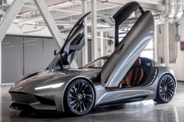 Karma SC2 Concept ซูเปอร์คาร์ไฟฟ้า เปิดตัวใน LA Auto Show 2019