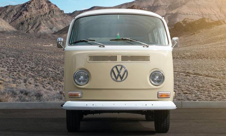 รถยนต์ไฟฟ้า Volkswagen Type 2 Bus 1972 EV 100%