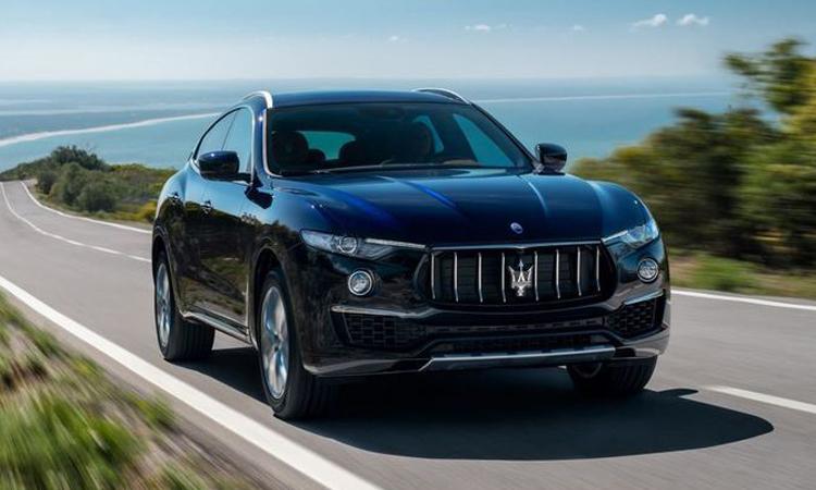 ดีไซน์ Maserati 'Ghibli Nirisimo Edition'
