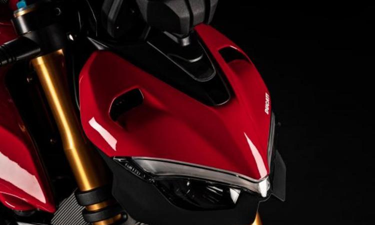ดีไซน์ Ducati Streetfighter V4 และ Ducati Streetfighter V4 S