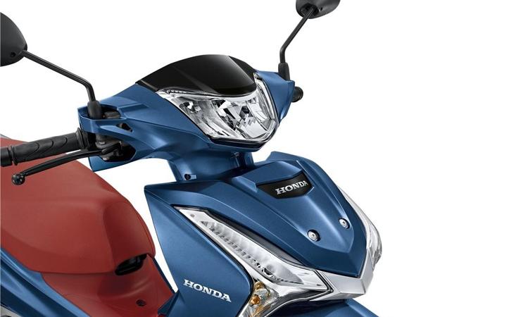 ไฟหน้า New Honda Wave 125i