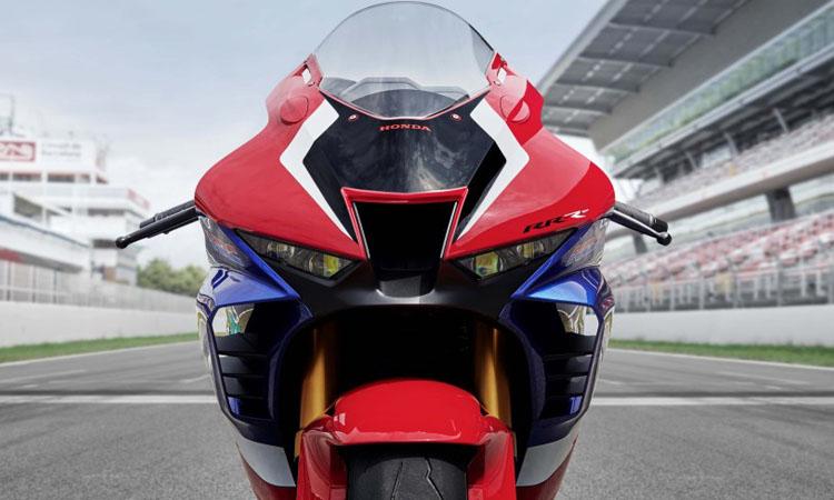 หน้า All New Honda CBR1000RR-R