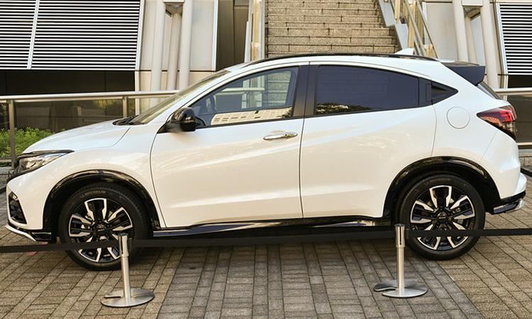ดีไซน์ Honda HR-V Modulo X (Vezel)