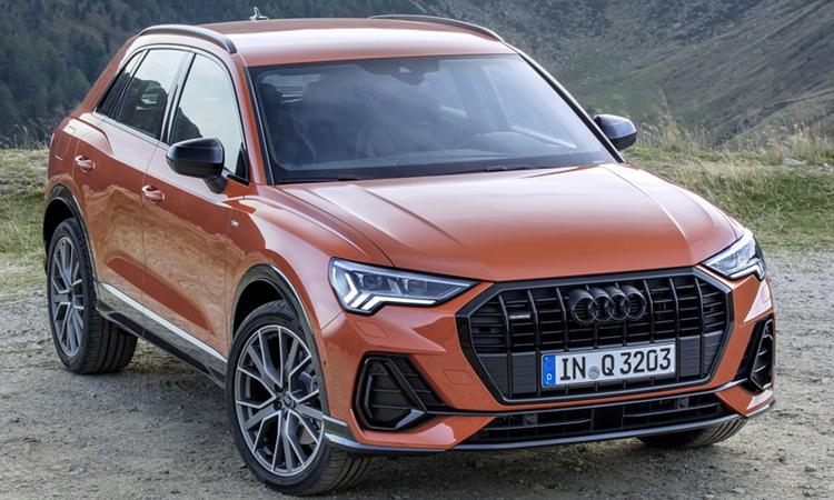 ดีไซน์ All NEW Audi Q3 generation 2
