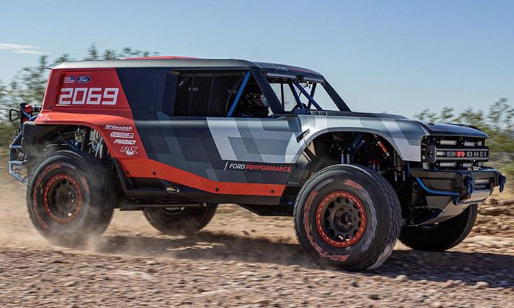 ดีไซน์ Ford Bronco R