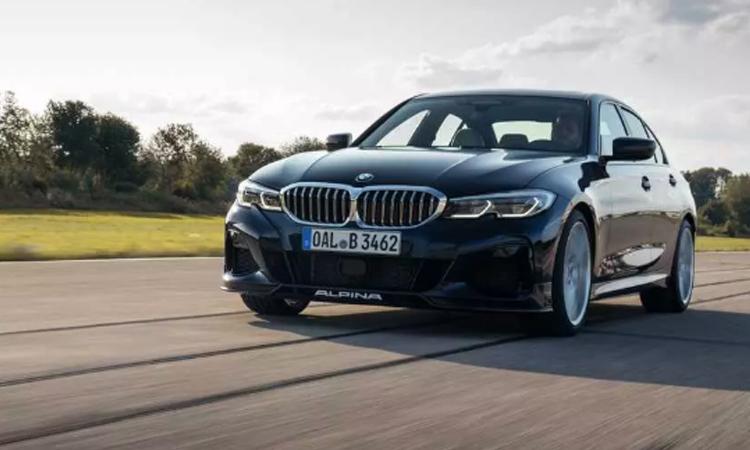 ดีไซน์ BMW ALPINA B3