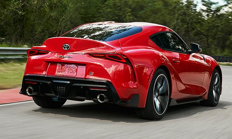 รอบคัน All NEW Toyota Supra