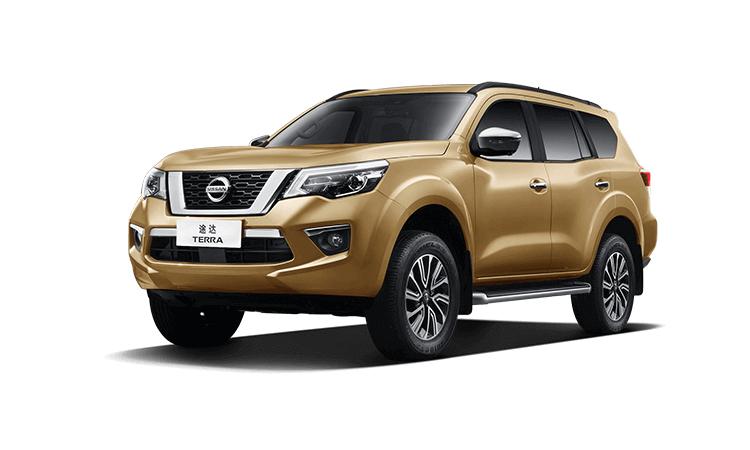 ดีไซน์ Nissan Terra