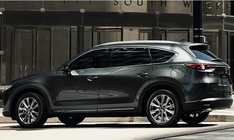มิติตัวถัง All NEW Mazda CX-8