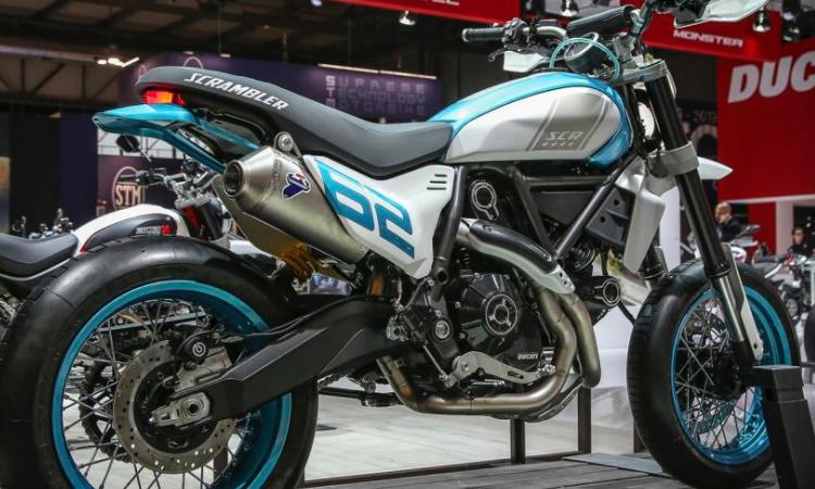 Ducati Scrambler The Motard