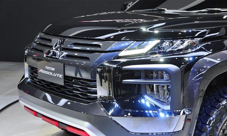 กระจังหน้า Mitsubishi Triton ATHLETE