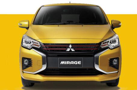 Mitsubishi Mirage Dynamic Shield (Minorchange) ราคา 474,000 – 619,000 บาท