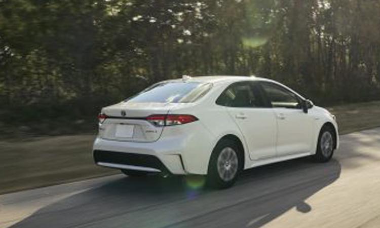 ดีไซน์ Toyota Corolla Sedan 2020