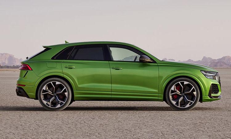 ดีไซน์ Audi RS Q8