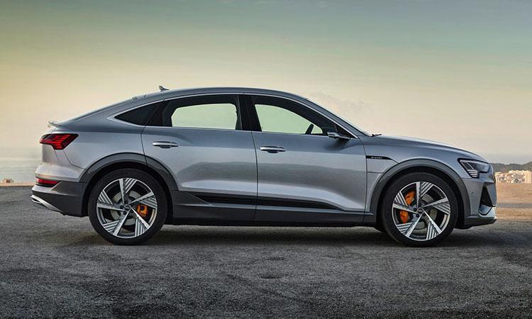ดีไซน์ Audi e-tron Sportback