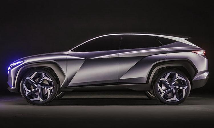 ดีไซน์ Hyundai Vision T
