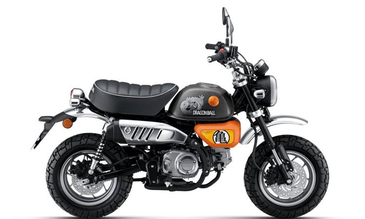 Honda เตรียมจำหน่าย Honda Monkey Dragon Ball Limited Edition เพียงแค่ 100 คัน