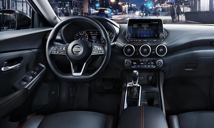 ภายใน All-New Nissan Sylphy 2020