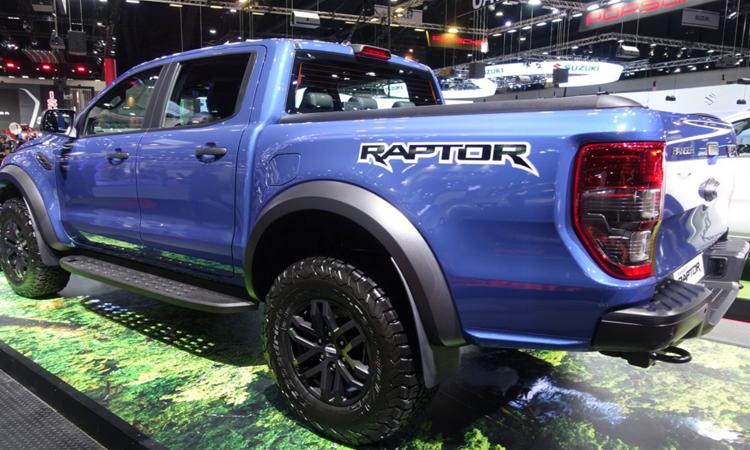 การออกแบบ New Ford Ranger Raptor 2020