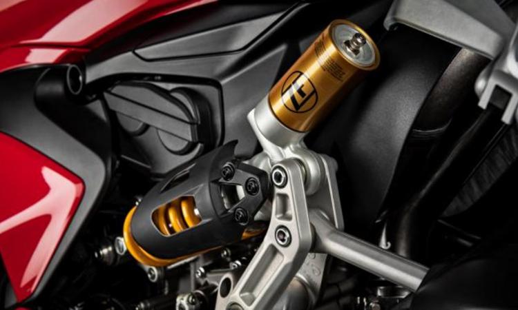 เครื่อง Ducati Streetfighter V4 และ Ducati Streetfighter V4 S