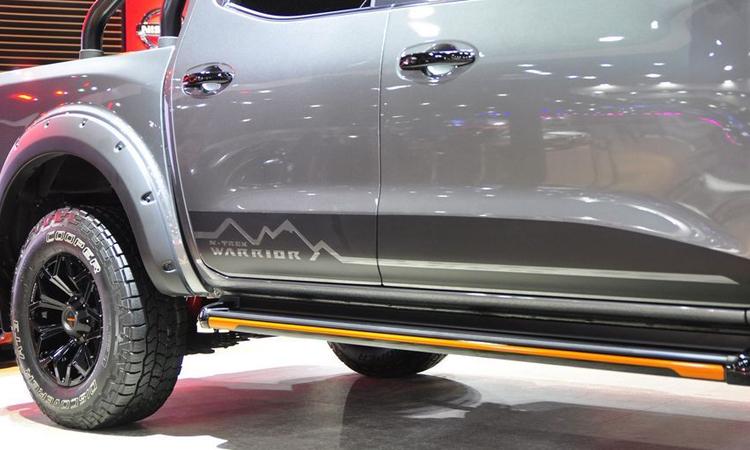 ดีไซน์บันได Nissan Navara N-TREK Warrior