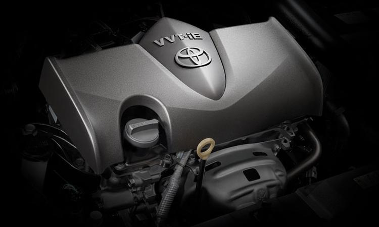 เครื่องยนต์ Toyota Yaris Hatchback 2019