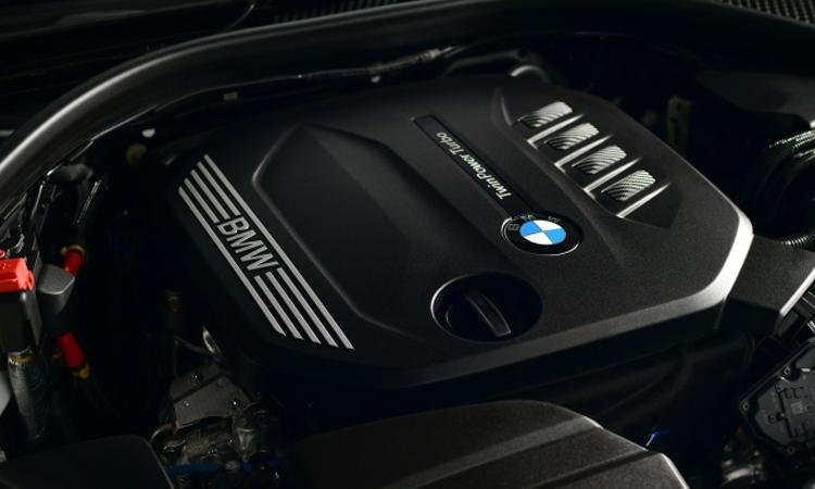 เครื่องยนต์ All NEW BMW 320d Sport (G20)