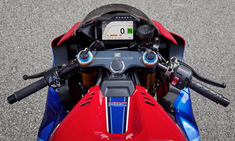 เรือนไมล์ All New Honda CBR1000RR-R